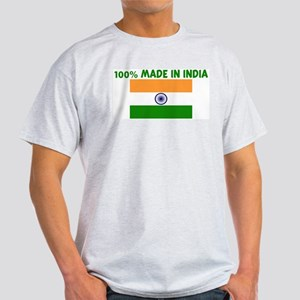 100 PERCENT MADE IN INDIA Light T-Shirt