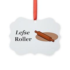 Lefse Roller Ornament