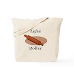 Lefse Roller Tote Bag