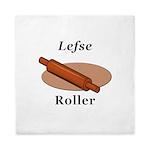 Lefse Roller Queen Duvet