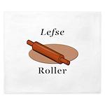 Lefse Roller King Duvet