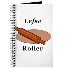 Lefse Roller Journal