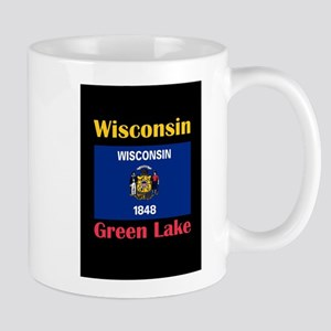 Green Lake Wisconsin Mugs