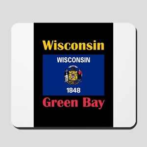 Green Bay Wisconsin Mousepad