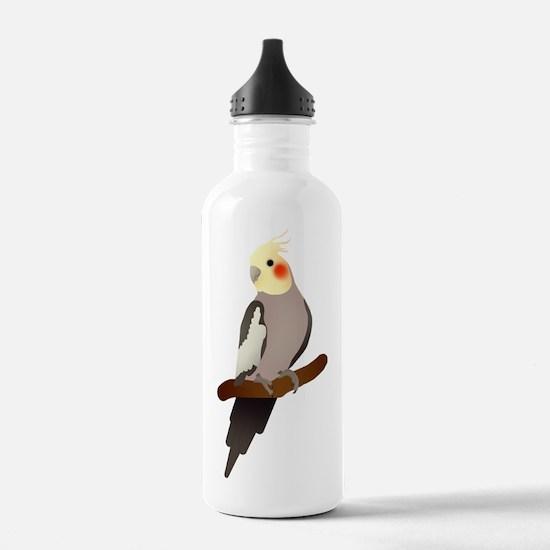 Cockatiel Water Bottle