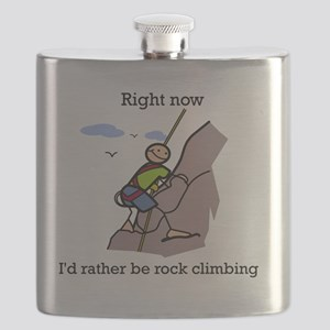 Rock Climbing designs Flask