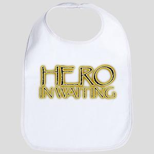 Hero in Waiting Bib