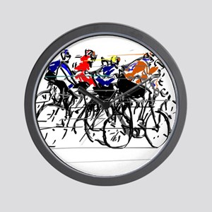 Tour de France Wall Clock