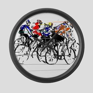 Tour de France Large Wall Clock