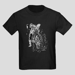 Motor Cross Women's Cap Sleeve T-Shirt