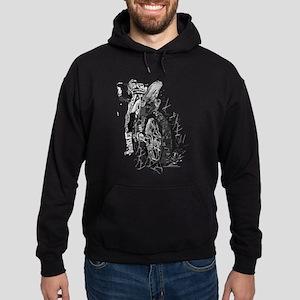 Motor Cross Hoodie (dark)