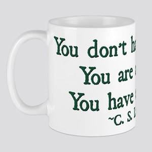 You Don't Have a Soul Mug