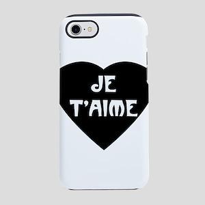 Je t'aime iPhone 8/7 Tough Case