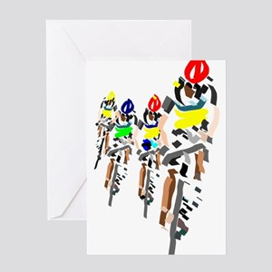 Bikers Greeting Cards
