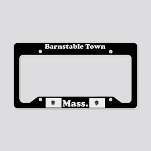 Barnstable Town MA - LPF License Plate Holder