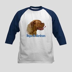 Dogue Name Kids Baseball Jersey