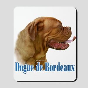 Dogue Name Mousepad