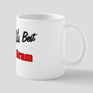 """The World's Best Great Gram"" Mug"