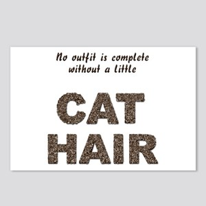 Cat Hair Postcards (Package of 8)