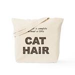 Cat Hair Tote Bag