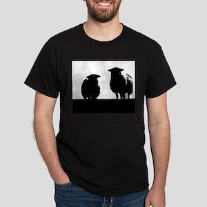 Two Welsh Sheep T-Shirt