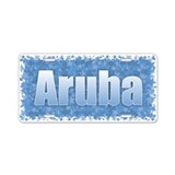 Aruba License Plates