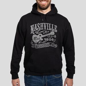 Nashville Tennessee Hoodie (dark)