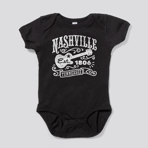 Nashville baby clothes accessories cafepress nashville tennessee baby bodysuit negle Images