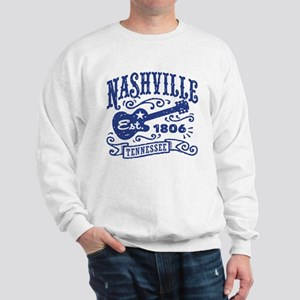 Nashville tennessee gifts cafepress nashville tennessee sweatshirt negle Image collections