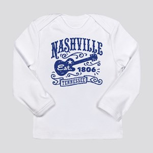 Nashville Tennessee Long Sleeve Infant T-Shirt