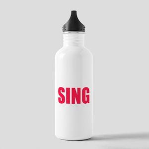 Sing Water Bottle