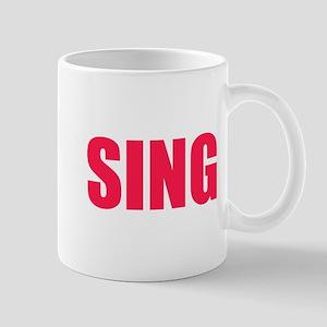 Sing Mugs
