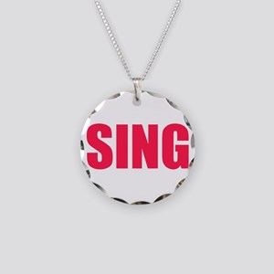 Sing Necklace