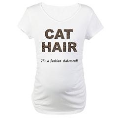 Cat Hair Fashion Shirt