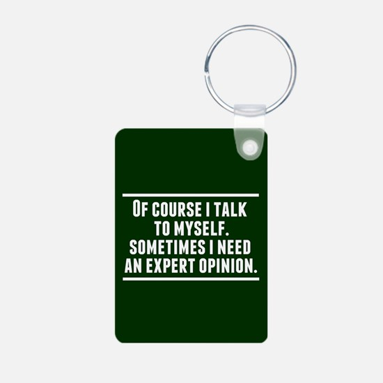 Expert Opinion Keychains