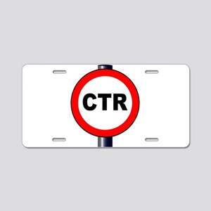 Choose The Right Traffic Si Aluminum License Plate