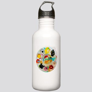 Artsy Artist Paint Pal Stainless Water Bottle 1.0L