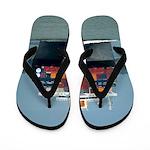 Modalart Flip Flops