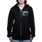 Modalart Women's Zip Ho Sweatshirt