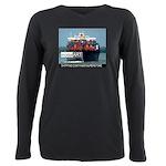 Modalart Plus Size Long T-Shirt
