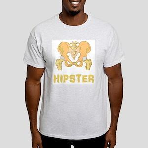 Hipster Hip Bone Light T-Shirt