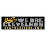 Ccw Tha Riders Bumper Sticker