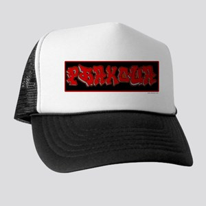 Parkour Trucker Hat