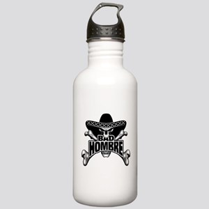Bad Hombre Water Bottle