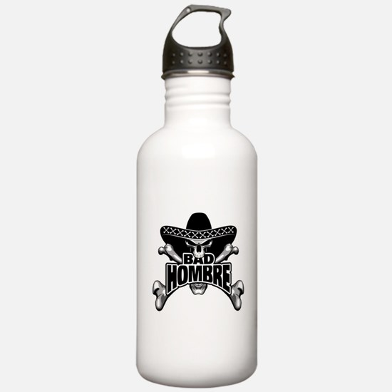 Bad Hombre Water Bottle