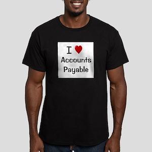 I Love Accounts Payable T-Shirt