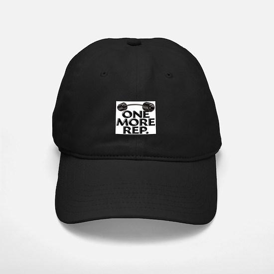 ONE MORE REP! Baseball Hat