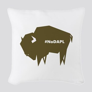 Standing Rock Woven Throw Pillow