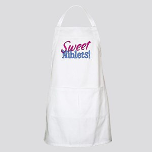 Sweet Niblets Quote BBQ Apron