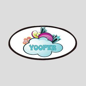 Retro Yooper Patch